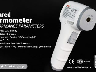 Meditech Thermometr Gun (Medical)